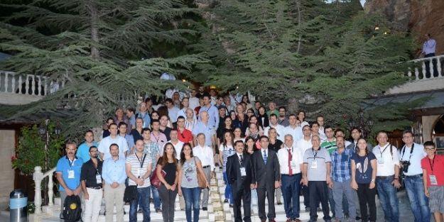 16. Ulusal Anatomi Kongresi'ne Katılanlar Darende'yi Gezdi