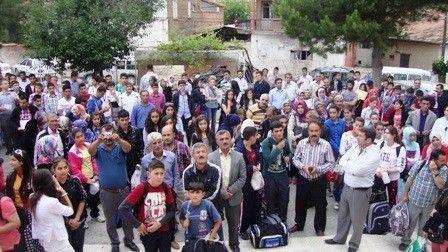 198 Öğrenci Çanakkale'ye Gitti