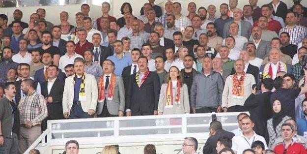"""Gevrek: 'EYMS Herkesin Ortak Paydası"""""""