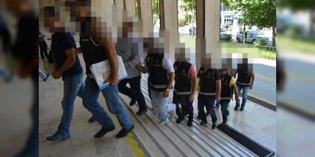 Malatyada FETÖ operasyonu: 7 şüpheli tutuklandı, 4 şüpheli itirafçı oldu