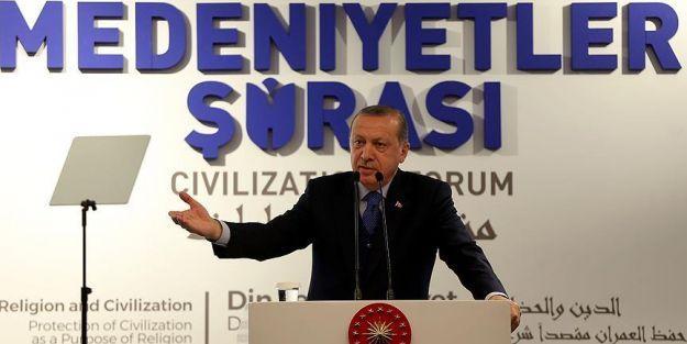 Erdoğan: Türedi tipler sünneti ciddi manada tartışır hale geldiler