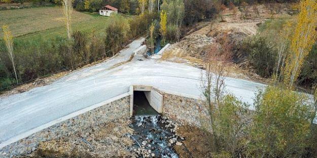 Battalgazi ve Kale'ye Yeni Köprüler Yapıldı