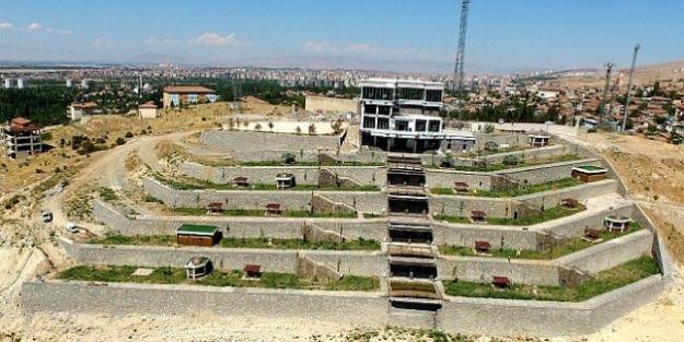 ^'Gedik Tepesinin cazibe merkezine dönüşecek'