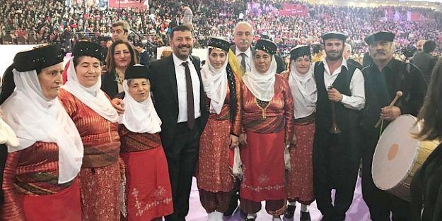 CHP Kadın Kurultayı'nda Malatya Rüzgarı