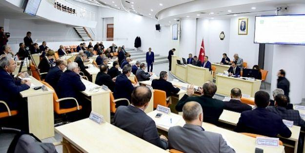 Malatya Büyükşehir Meclisi'nden Kudüs Bildirisi