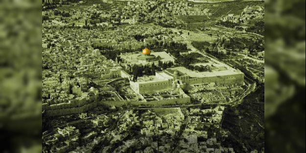 """Malatya'da Kudüs Tepkileri...'Tarihin Affetmeyeceği Büyük Yanlışlık"""""""