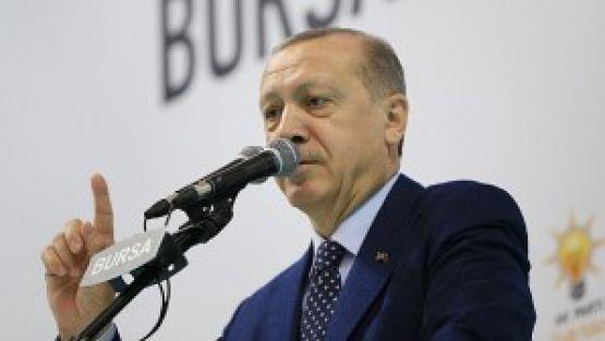 """Erdoğan: 'Daha Yapacağımız Çok Şey Var"""""""