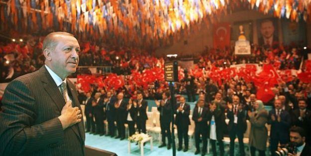 """Erdoğan: 'Yeni Paralel Yapılara İzin Vermeyeceğiz"""""""