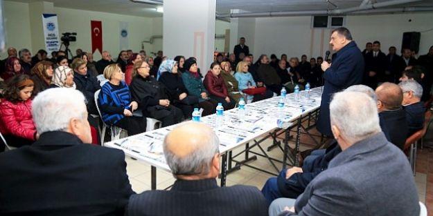"""Gürkan: 'Bizlere Büyük Görev Düşüyor"""""""