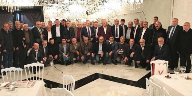 İstanbul'da Arapgir Toplantısı