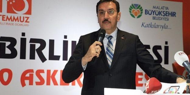 """Tüfenkci'den Afrin Açıklaması...'Allah'ın İzniyle Gözlerini Oyarız"""""""