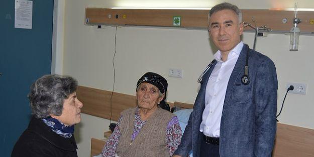 Yaşlılar için bu kalp ameliyatı artık riskli değil!..