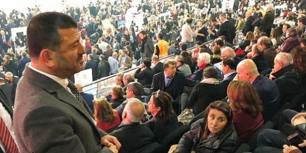 Ağbaba Yeniden CHP Parti Meclisi'nde