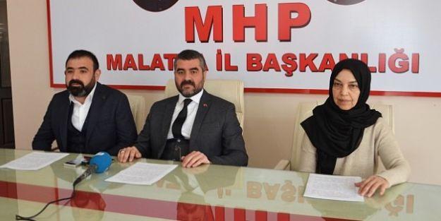 MHP'den Çocuk İstismarına Tepki