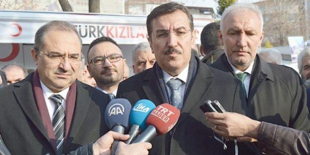 """'Türkiye Eşi Görülmemiş Bir Operasyona İmza Atıyor"""""""