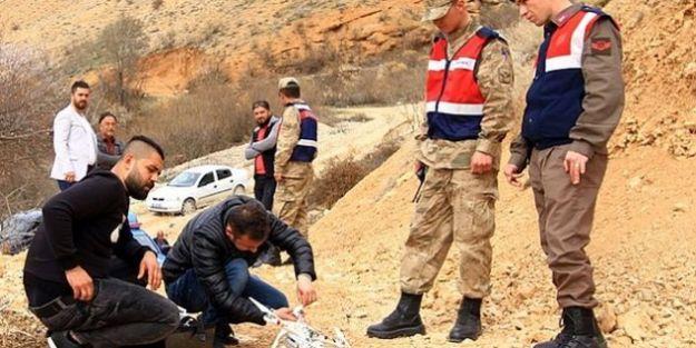 Darende#039;de Kayıp Genç İçin 'Drone Kullanılıyor