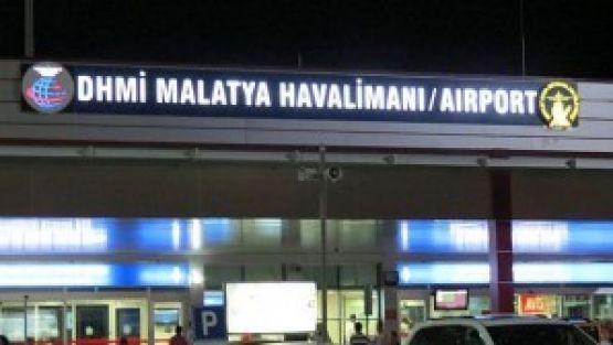 malatya havaalanı