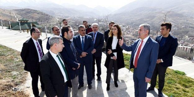 "Polat: 'Gedik Tepesi Cazibe Merkezi Olacak"""