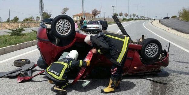 """Sürücüler kontrolden"""" çıktı!.."""