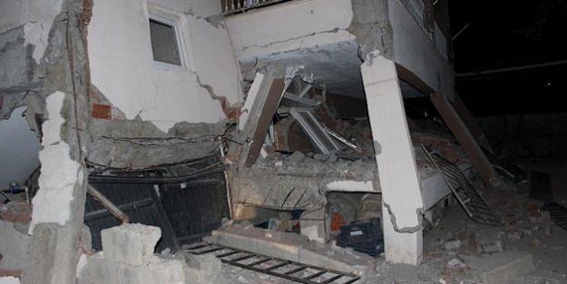 5,4'lük Deprem Malatya'yı da 'Şiddetle' Salladı
