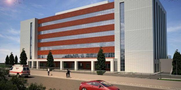 Doğanşehir'e 100 Yataklı Yeni Hastane