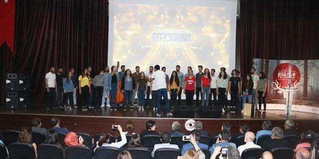 İnönü'de Kısa Film Festivali Sona Erdi