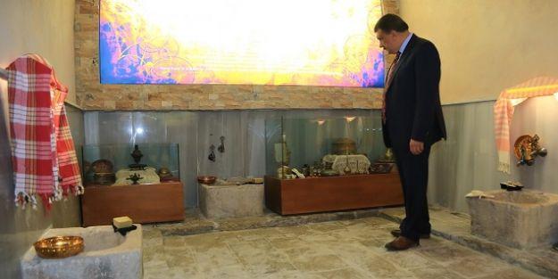Tahtalı Hamam Müzesi, 14 Nisan Cumartesi Günü Açılıyor