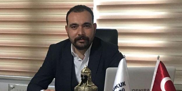 Türk Hukuk Enstitüsü Şube Başkanlığı'na Gök seçildi