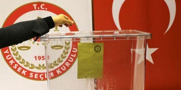 YSK 600 Milletvekilinin 81 İle Dağılımını Açıkladı