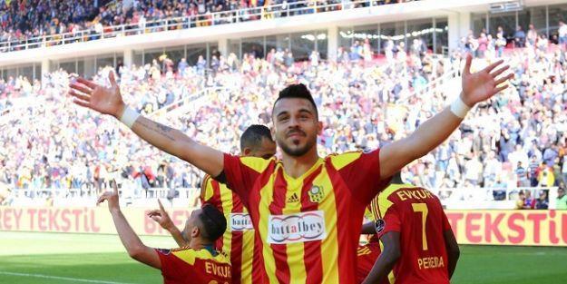 """'Ben Malatya ve Malatyaspor'u çok sevdim"""""""