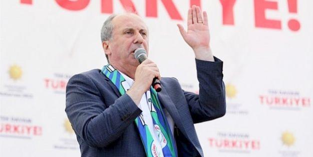 Cumhurbaşkanı Adayı İnce Malatya'ya da Gelecek