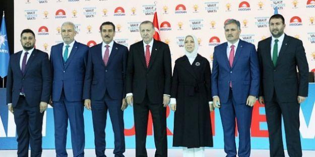 """Erdoğan: 'Demokrasimizi Geliştirmeye Devam Edeceğiz"""""""