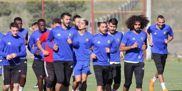 EYMS, Kayserispor maçının hazırlıklarına başladı