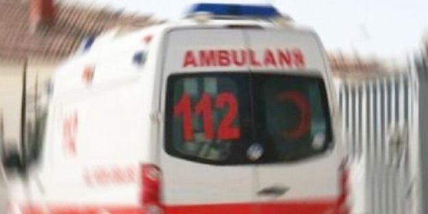 Malatya'da 4. Kattan Düşen Çocuk Öldü