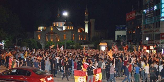Malatya'daki Kutlamalarda İsrail Protestosu