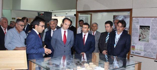 'Müzeler Haftası' kutlamaları başladı
