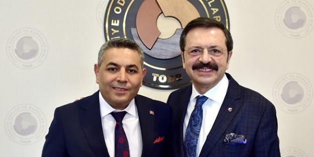 Sadıkoğlu, TOBB yönetimine seçildi