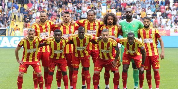 Yeni Malatyaspor'lu futbolcuların sezon performansı