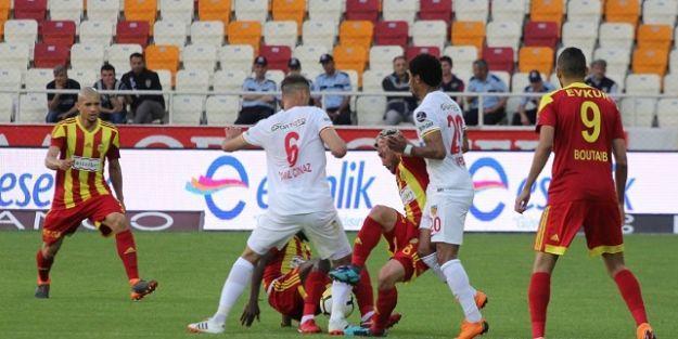 Yeni Malatyaspor, son maçında da PFDK'lık oldu
