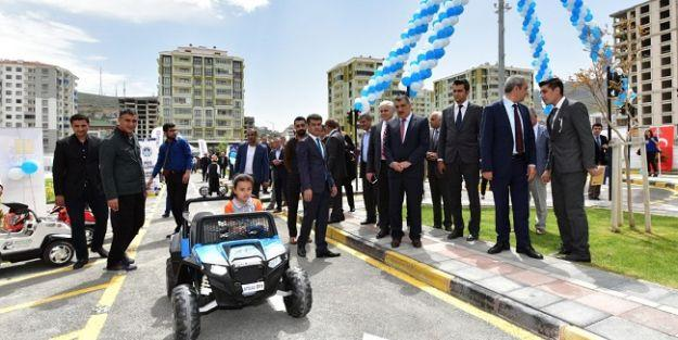 5 bin öğrenci 'Trafik Eğitim Parkı'nda eğitim aldı