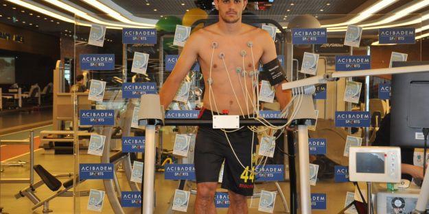 Danijel Aleksic sağlık kontrolünden geçti