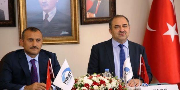 FKA Yönetimi Tunceli'de toplandı