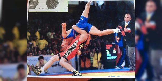Ilkım dünya şampiyonasına görev yapacak