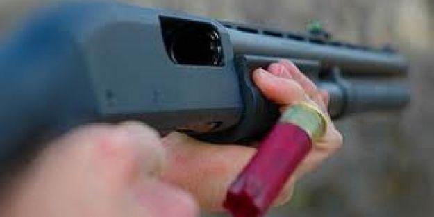 İşyerine Silahlı Saldırıda 1 Kişi Yaralandı