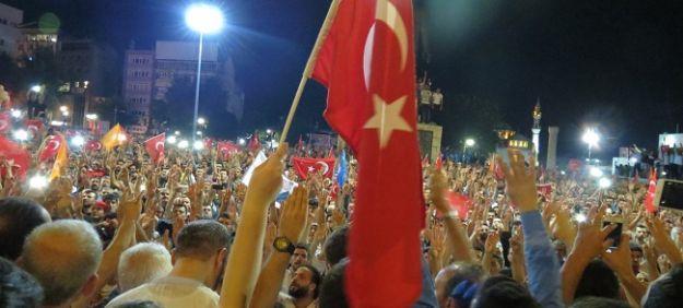 """'Bize Verilen Görev Yeri Belediye ve Valilikti """""""
