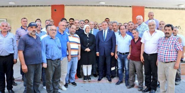 Çalık: 'Güçlü Türkiye'yi büyütmeye devam edeceğiz'