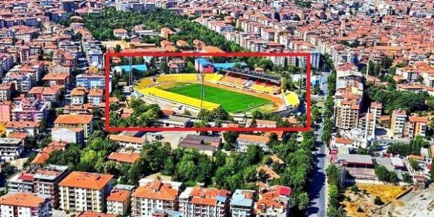 İnönü Stadı İçin Büyükşehir Sürprizi.. Tümünü Yıktıracak