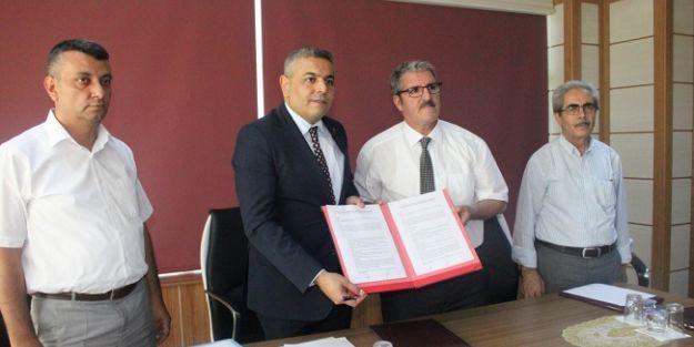 'Mesleki Eğitim ve Beceri Geliştirme İşbirliği Protokolü' imzalandı