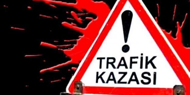 Müdürün eşi trafik kazasında öldü