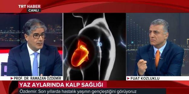 Prof. Dr. Özdemir:  'Sıcakta dengeyi sağlamak zorlaşıyor'